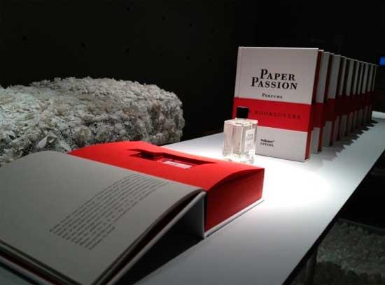 Ya existe un perfume con olor a libro nuevo paper passion for Biblioteca cologne